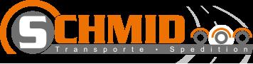 SCHMID Transporte - Spedition